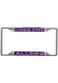 K-State Wildcats Alumni License Frame