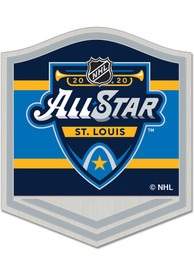 St Louis Blues 2020 All Star Game Pin