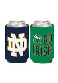 Notre Dame Fighting Irish 2-Sided Logo Coolie