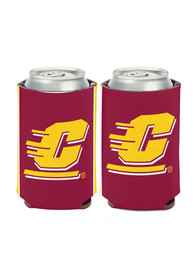 Central Michigan Chippewas 2-Sided Logo Coolie