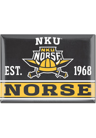 Northern Kentucky Norse 2.5x3.5 Magnet