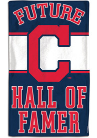 Cleveland Indians Baby Future Hall of Famer Bib - Red
