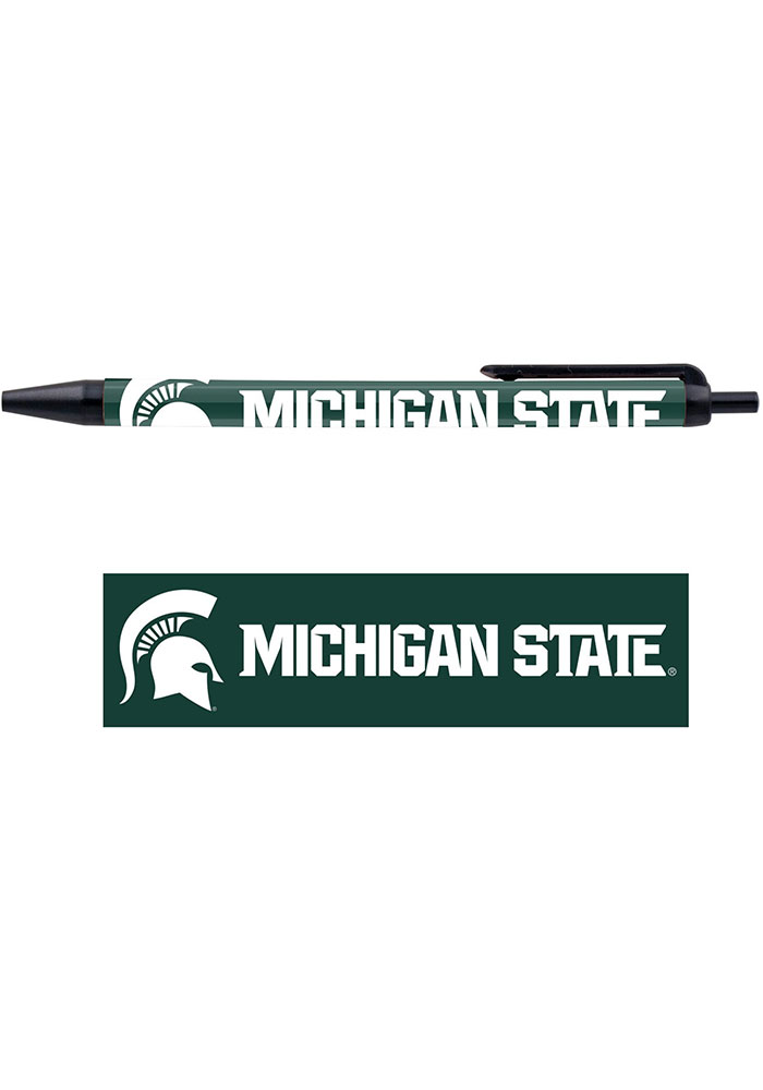 Michigan State Spartans 5 Pack Pens Pen