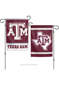 Texas A&M Aggies 12x18 Garden Flag