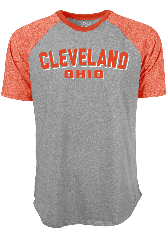 Cleveland Grey Ringtone Short Sleeve T Shirt