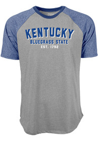 Kentucky Grey Ringtone Short Sleeve T Shirt