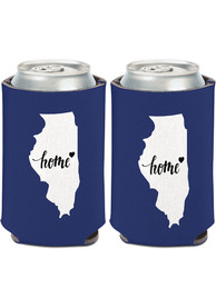 Chicago 12oz State Shape Can Cooler Coolie