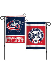 Columbus Blue Jackets 2-Sided Garden Flag