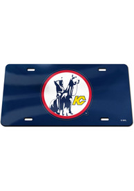 Kansas City Scouts Inlaid Car Accessory License Plate