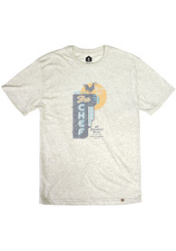 The Chef Oatmeal Wake Up Short Sleeve T Shirt