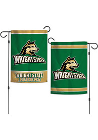Wright State Raiders 12x19 Garden Flag