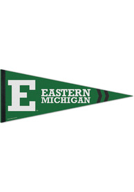 Eastern Michigan Eagles 12X30 Premuim Pennant