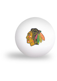 Chicago Blackhawks 6 Pack Ping Pong Balls