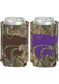 K-State Wildcats 12oz Can Coolie