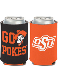 Oklahoma State Cowboys 12oz Can Coolie
