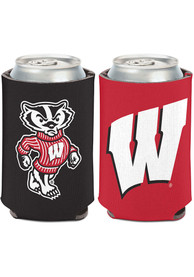 Wisconsin Badgers 12oz Can Coolie