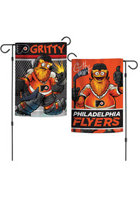 Philadelphia Flyers Gritty 12x18 Garden Flag