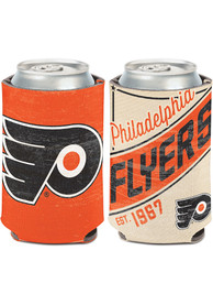 Philadelphia Flyers 12 oz Can Coolie
