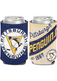 Pittsburgh Penguins 12 oz Can Coolie