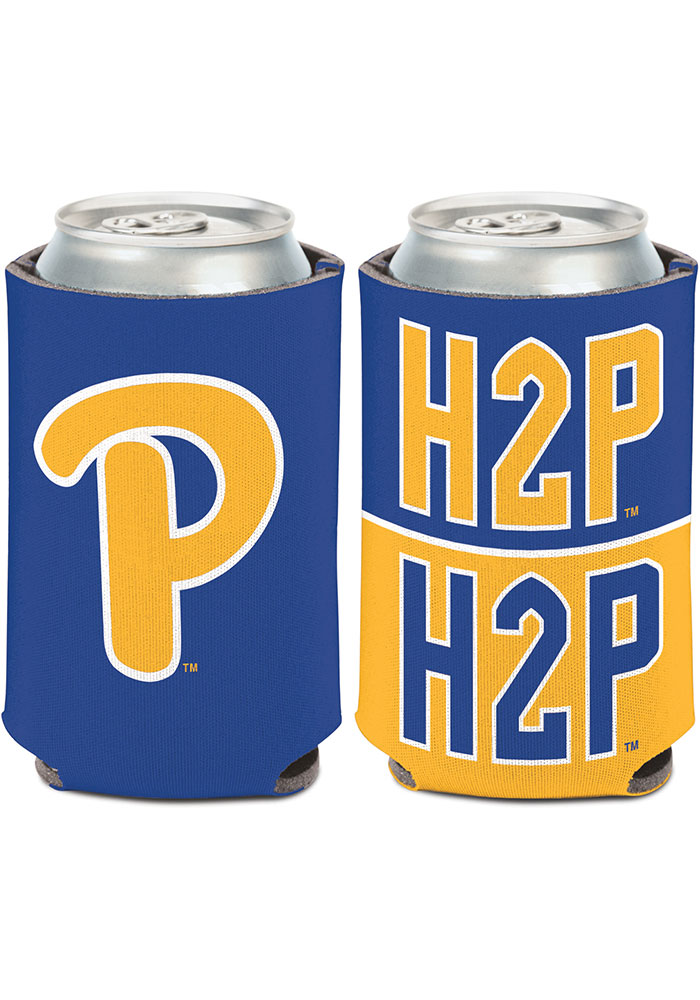 Pitt Panthers 12 oz Can Coolie - Image 1