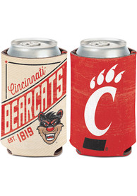 Cincinnati Bearcats 12 oz Can Coolie