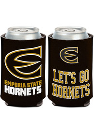 Emporia State Hornets 12 oz Can Coolie