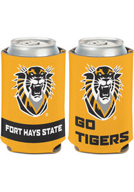 Fort Hays State Tigers 12 oz Can Coolie