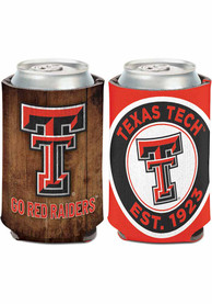 Texas Tech Red Raiders 12 oz Can Coolie