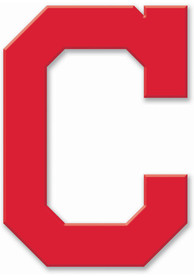 Cleveland Indians Flex Auto Decal - Red