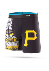 Stance Pittsburgh Pirates Yellow Tie Dye Boxers
