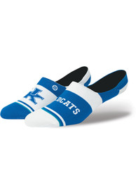 Stance Kentucky Wildcats Mens Blue Super Invisible Sock No Show Socks