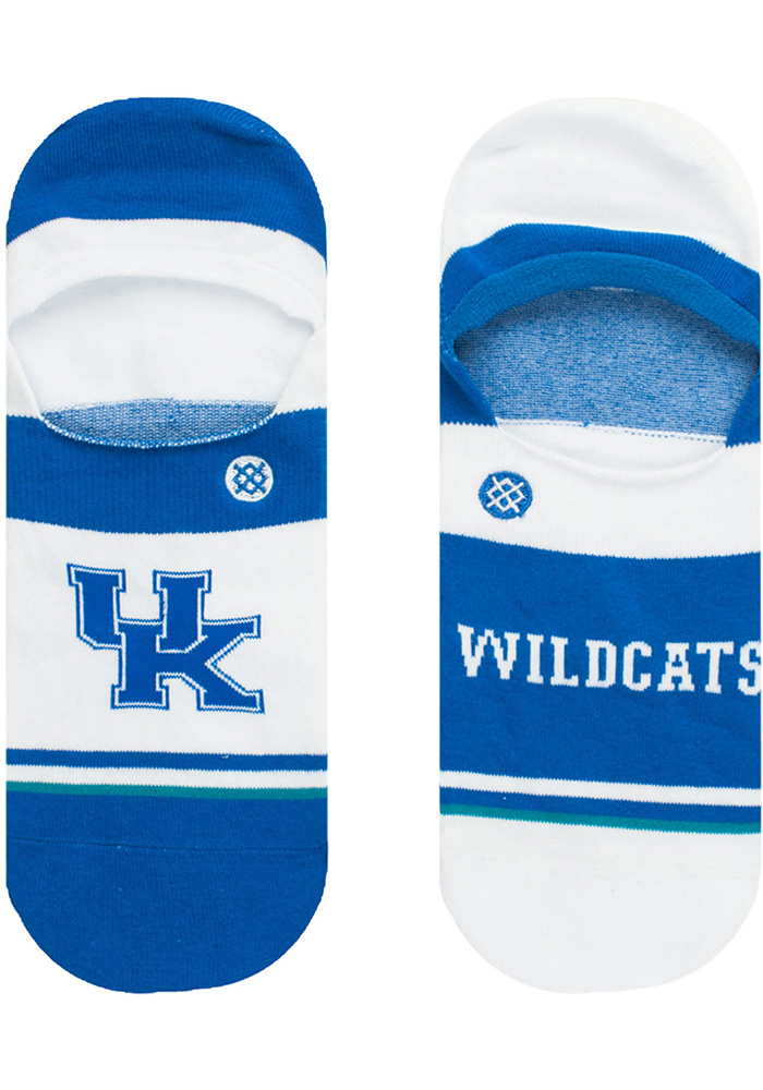Stance Kentucky Wildcats Super Invisible Sock Mens No Show Socks - Image 2