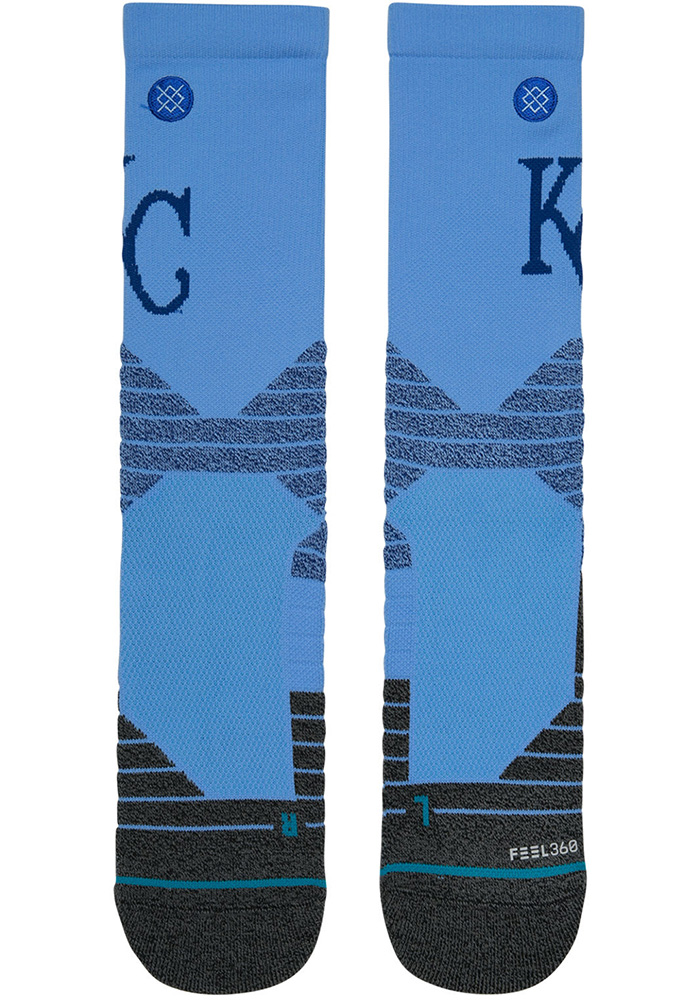 Kansas City Royals Stance Diamond Pro Mens Crew Socks - Image 2