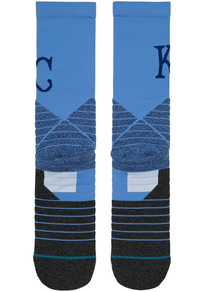 Kansas City Royals Stance Diamond Pro Mens Crew Socks - Image 3