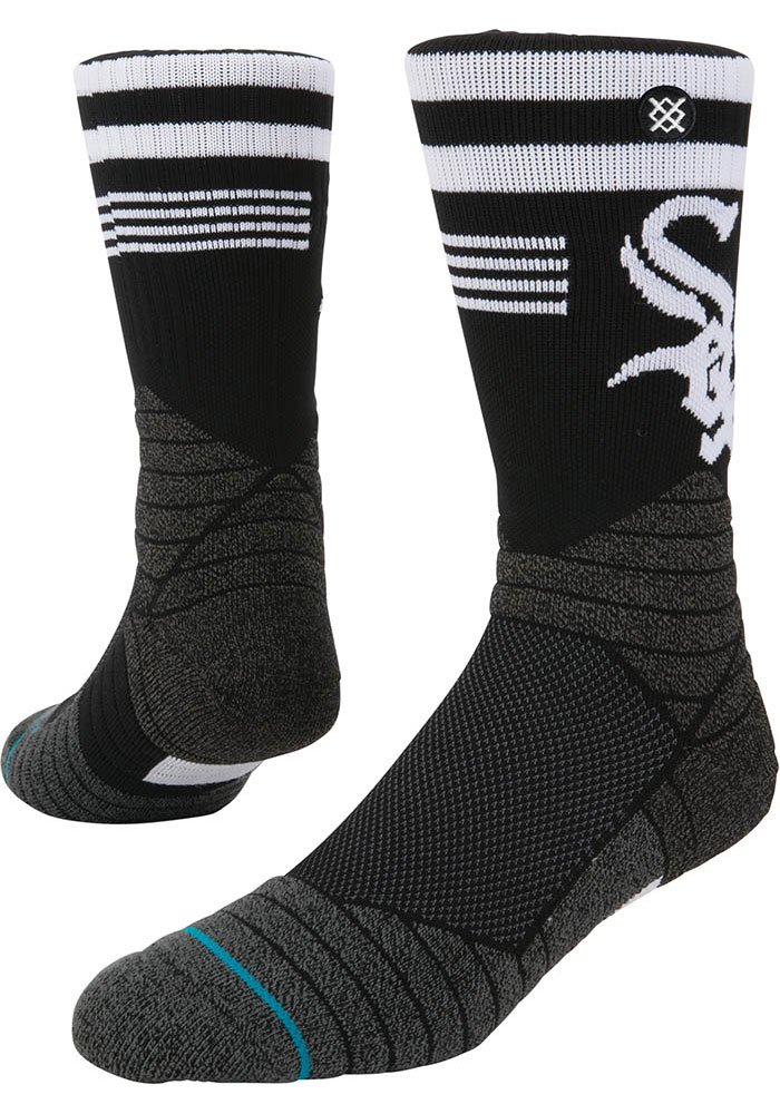 Chicago White Sox Stance Diamond Pro Mens Crew Socks - Image 1