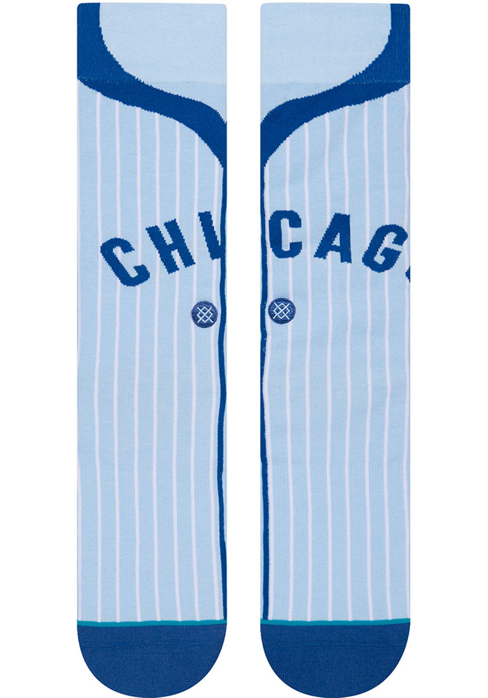 Chicago Cubs Stance Road 1978 Mens Crew Socks - Image 2