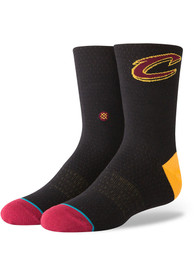 Cleveland Cavaliers Youth Stance Jersey Crew Socks - Navy Blue
