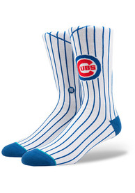 Chicago Cubs Stance Home Crew Socks - Blue