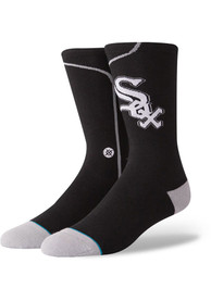 Chicago White Sox Stance Atl Jersey Crew Socks - White