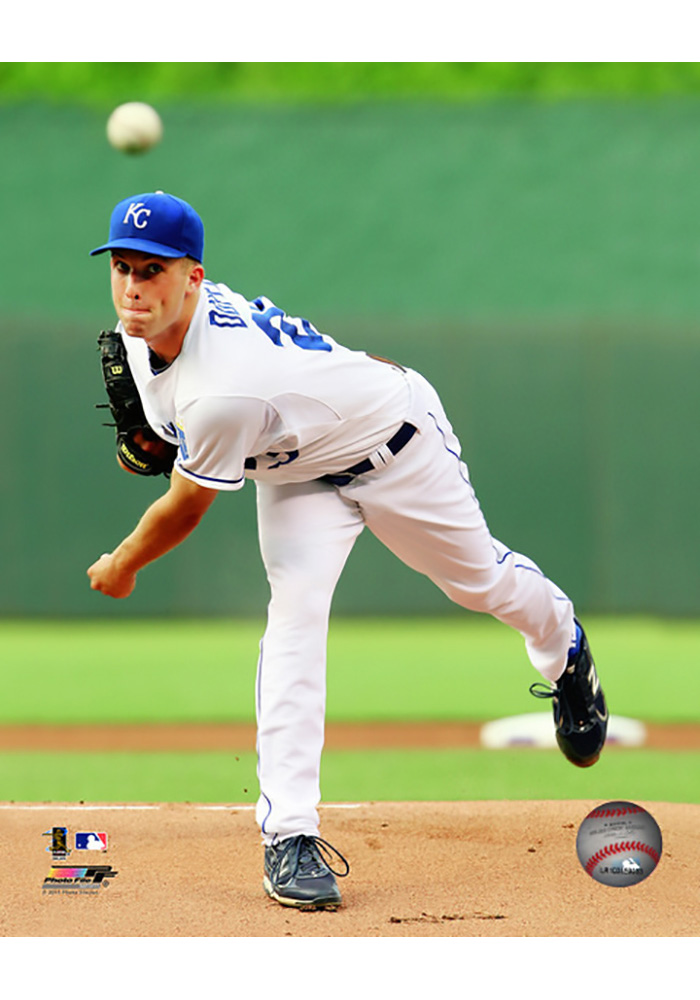Danny Duffy Kansas City Royals 8x10 Unframed Poster - Image 1