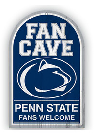 Penn State Nittany Lions Fan Cave Sign