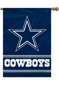 Dallas Cowboys 2-Sided Banner