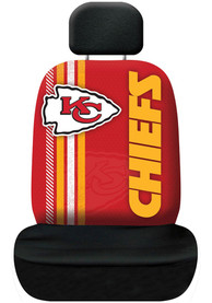 Kansas City Chiefs Rally Car Seat Cover - Red