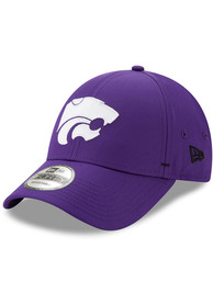 K-State Wildcats New Era Dash 9FORTY Adjustable Hat - Purple