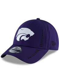 K-State Wildcats New Era Speed 9FORTY Adjustable Hat - Purple