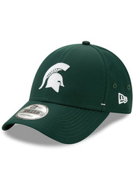New Era Michigan State Spartans Dash 9FORTY Adjustable Hat - Green