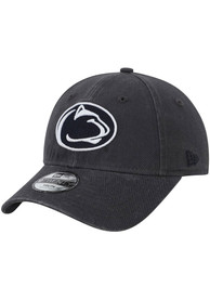 New Era Penn State Nittany Lions Grey JR Core Classic 9TWENTY Youth Adjustable Hat