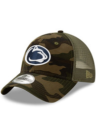 New Era Penn State Nittany Lions Trucker 9TWENTY Adjustable Hat - Green