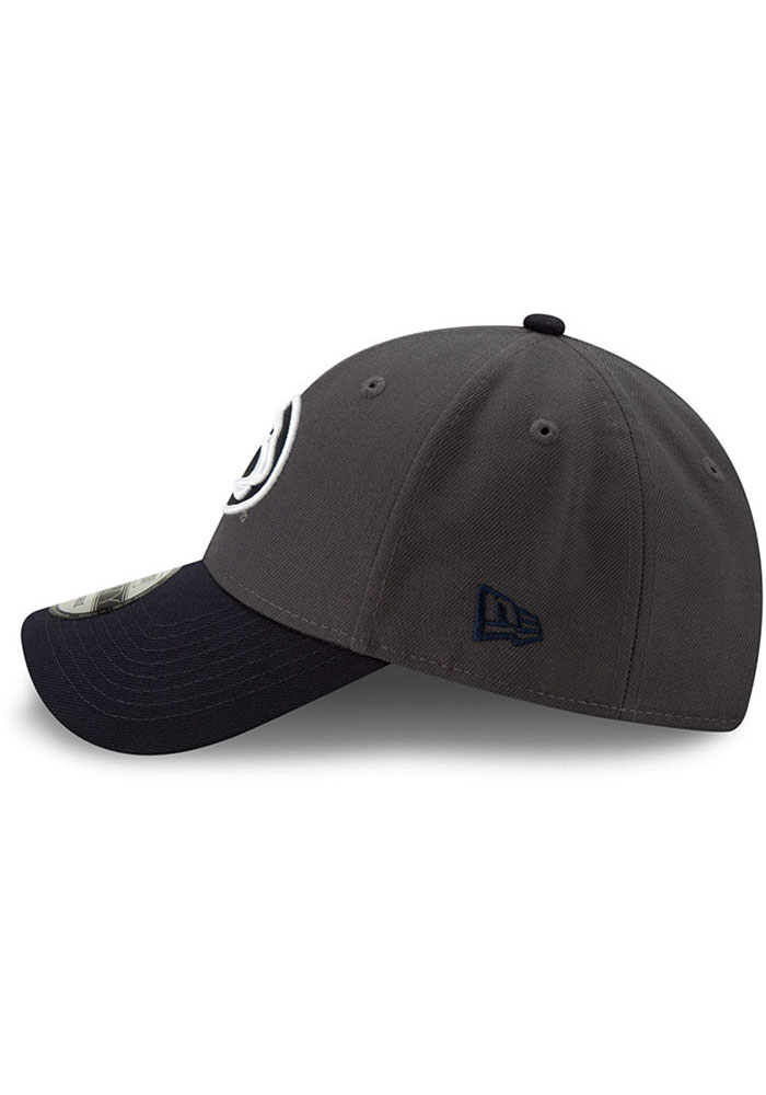 New Era Penn State Nittany Lions League 9FORTY Adjustable Hat - Grey - Image 4