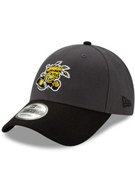 New Era Wichita State Shockers Grey JR League 9FORTY Youth Adjustable Hat